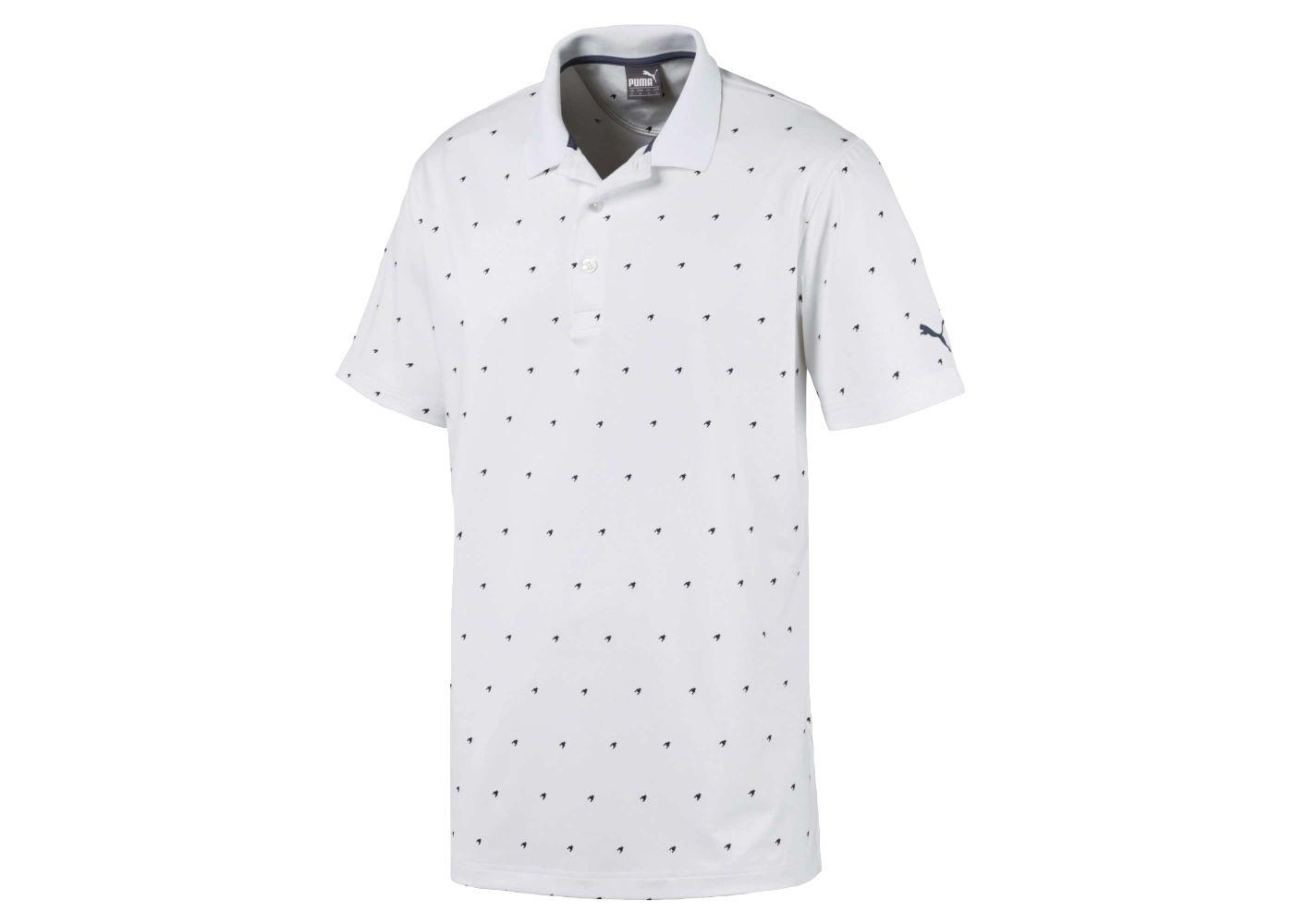 PUMA Men's Skerries Golf Polo