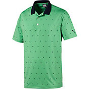 PUMA Men's Skerries Golf Polo