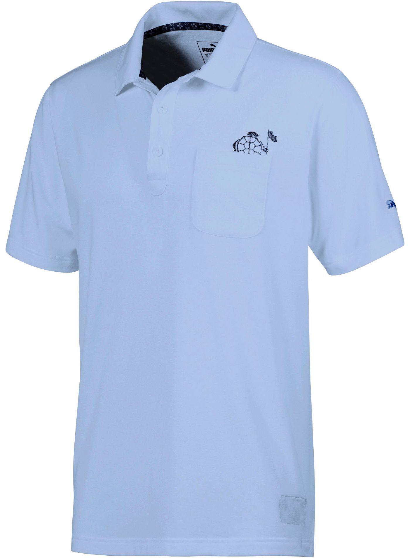 PUMA Men's Slow Play Golf Polo