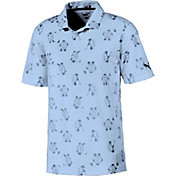 PUMA Men's Slow Play Golf Polo
