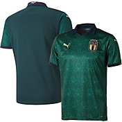 PUMA Men's Italy '19 Stadium Home Replica Jersey