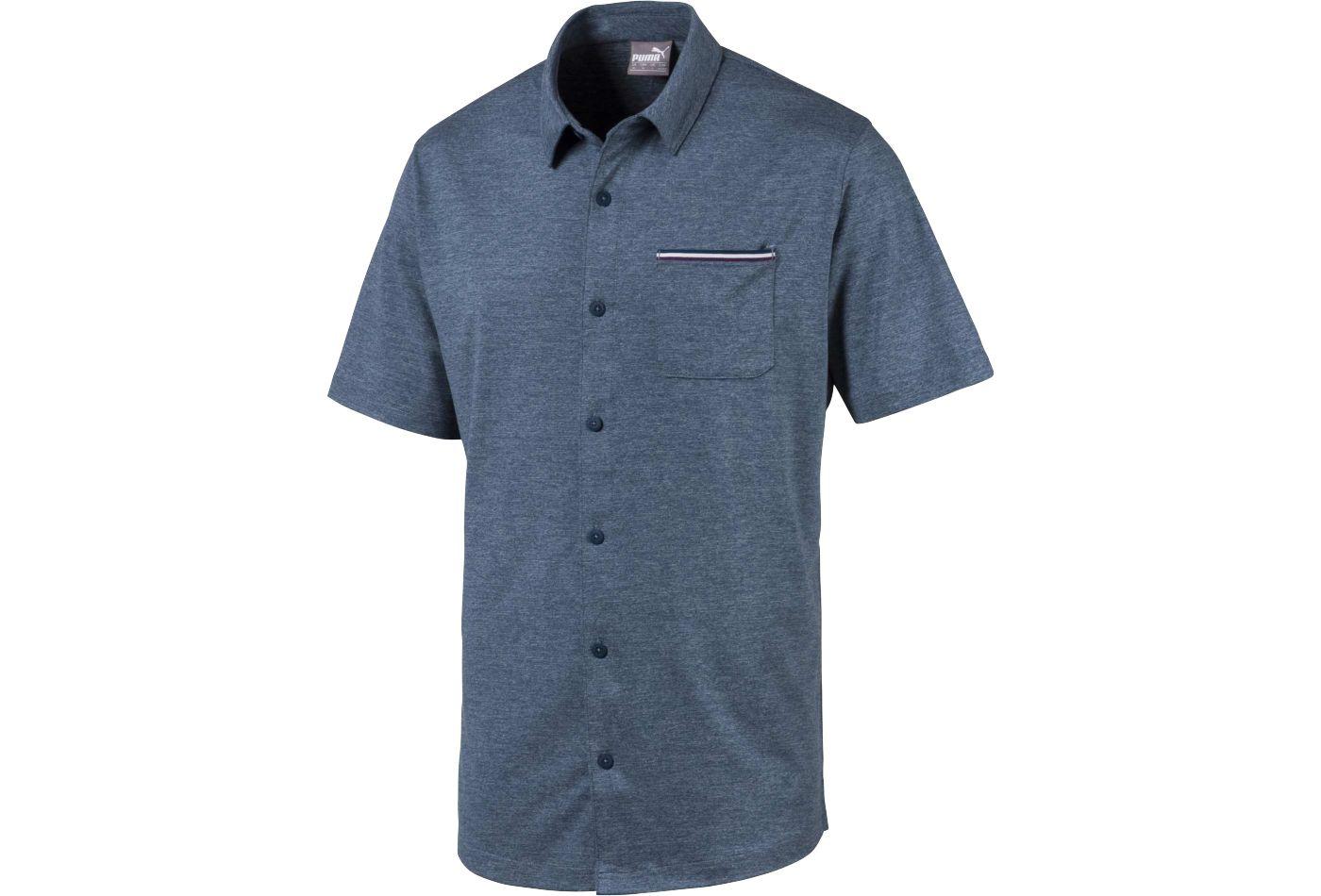 PUMA Men's Tradewinds Golf Shirt
