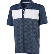PUMA Men's Turfs Up Short Sleeve Golf Polo