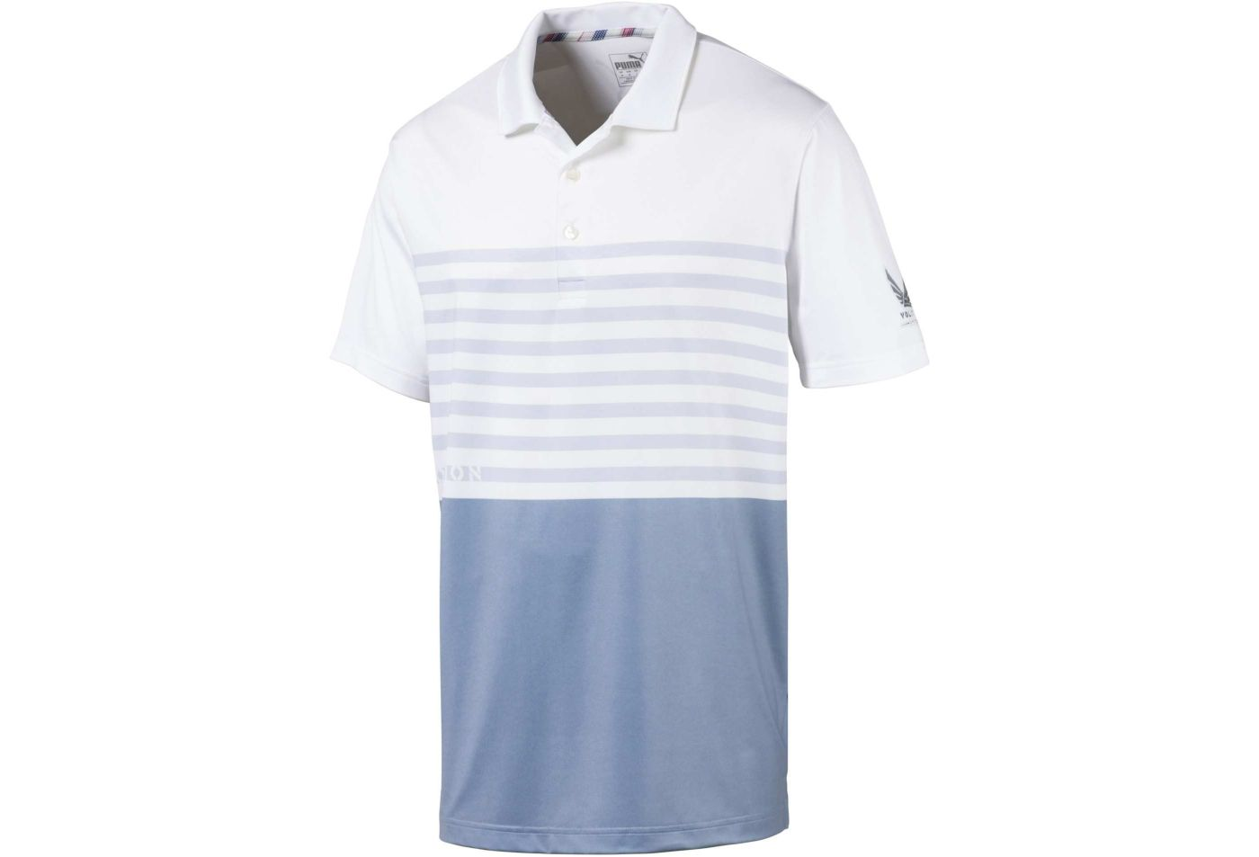 PUMA Men's Volition CK6 Flag Golf Polo