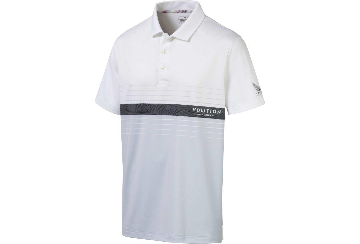 PUMA Men's Volition Horizon Golf Polo