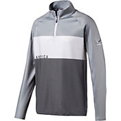 PUMA Men's Volition Jetstream ¼ Zip Golf Pullover