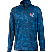 PUMA Men's Volition Collection Aerial ¼-Zip Golf Pullover