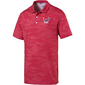 PUMA Men's Volition Signature Golf Polo