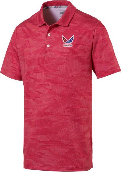 PUMA Men's Volition Signature Golf Polo