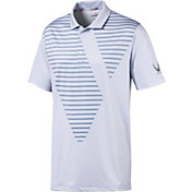 PUMA Men's Volition Sky Golf Polo