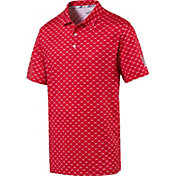 PUMA Men's Volition Wings Golf Polo