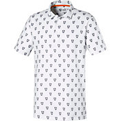 PUMA Men's X Collection Skull Golf Polo
