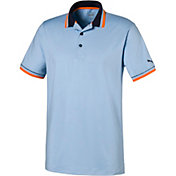 PUMA Men's X Collection Tipped Golf Polo