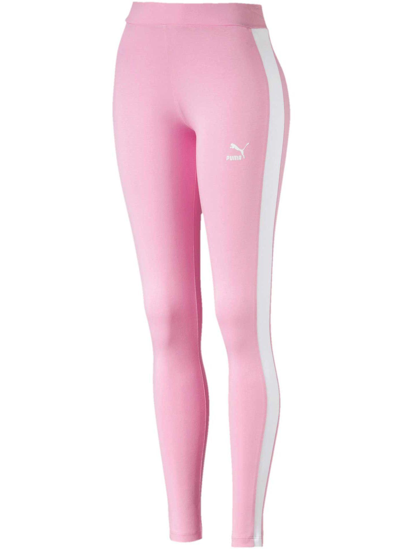 PUMA Women's Classics Logo T7 Leggings
