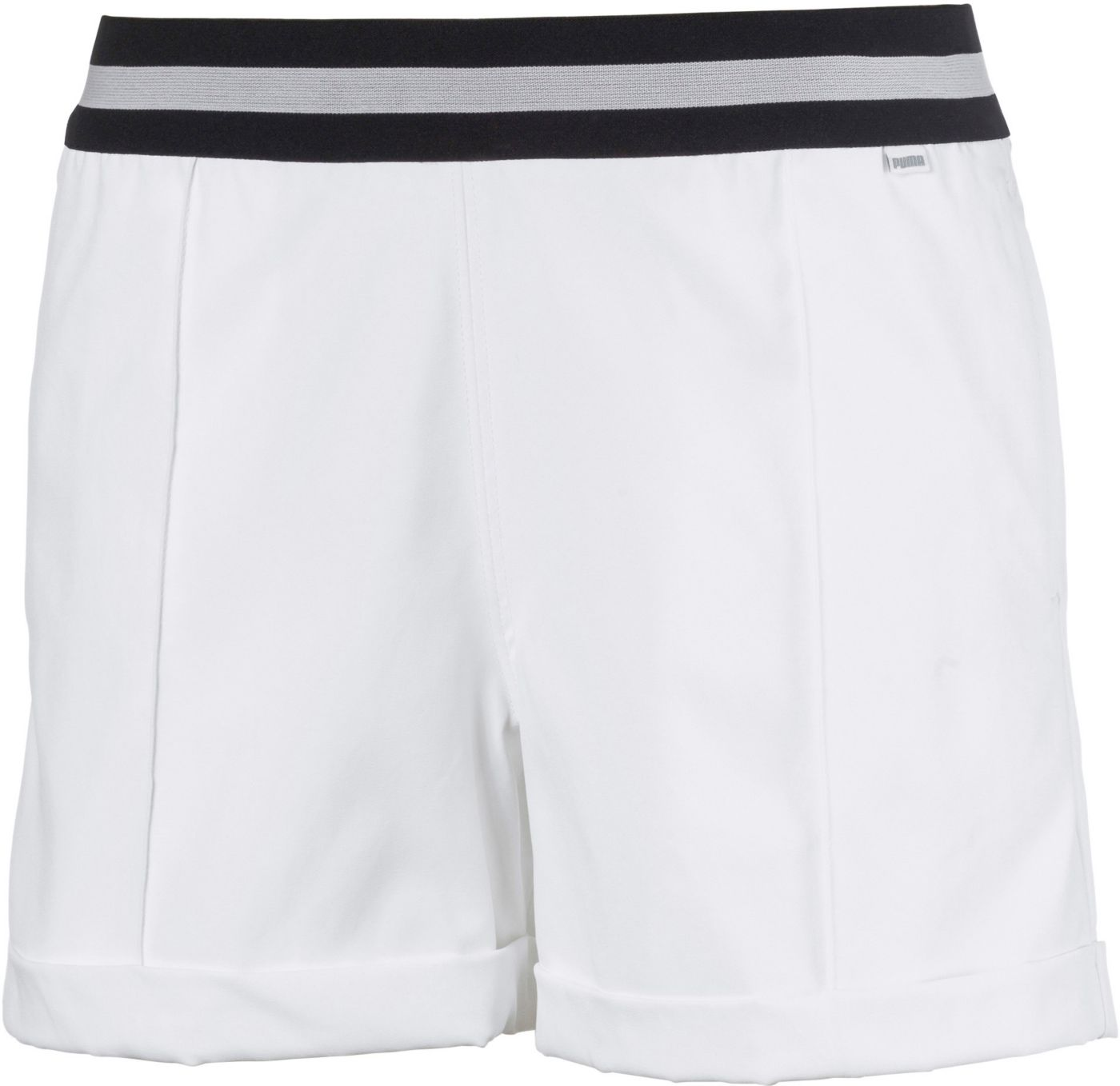 PUMA Women's Elastic Golf Shorts