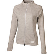 PUMA Women's Warm Up Full-Zip Golf Jacket