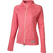PUMA Women's Warm Up Full-Zip Golf Jacket