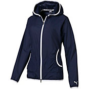 PUMA Women's Zephyr Full-Zip Golf Jacket