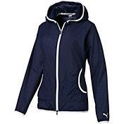 PUMA Women's Zephyr Full-Zip Golf Jacket