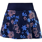 PUMA Women's PWRSHAPE Floral Golf Skort