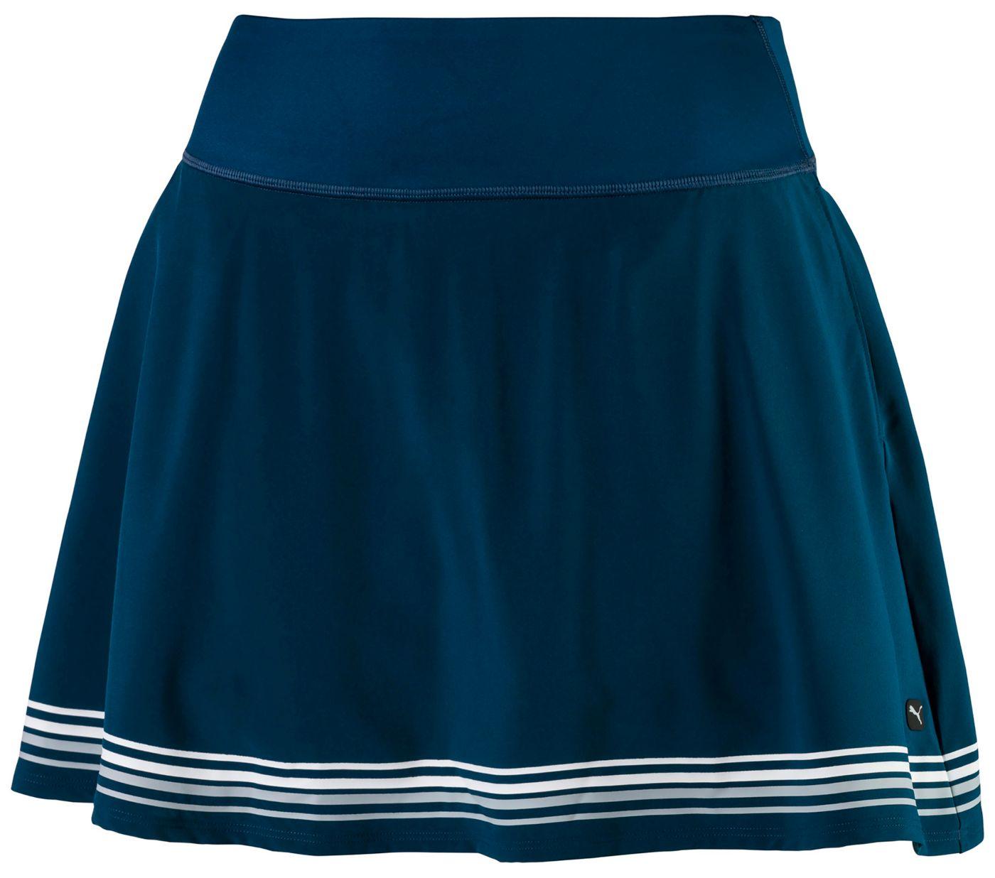PUMA Women's PWRSHAPE Ribbon Golf Skirt