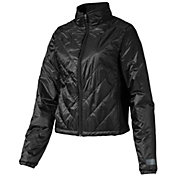 PUMA Women's Quilted PRIMALOFT Golf Jacket
