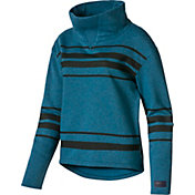 PUMA Women's Slouchy Fleece Golf Pullover