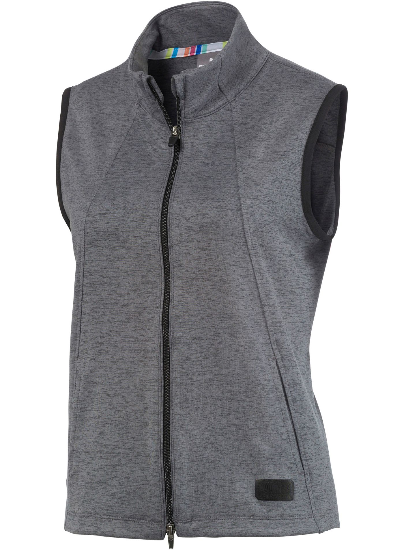PUMA Women's Warm Up Sleeveless Golf Vest