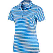 PUMA Women's Links Short Sleeve Golf Polo
