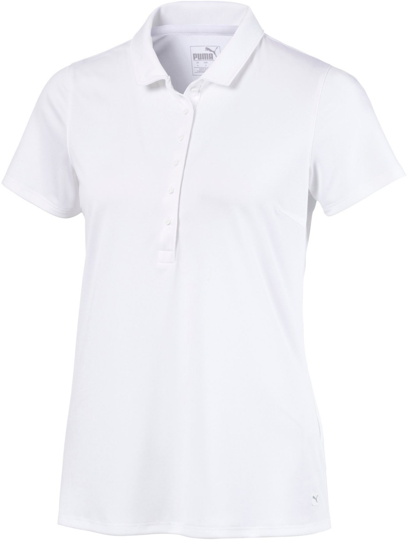 PUMA Women's Rotation Short Sleeve Polo