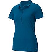PUMA Women's Rotation Short Sleeve Polo