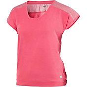 PUMA Women's Slouchy Short Sleeve Golf T-Shirt