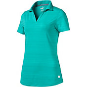 PUMA Women's Coastal Golf Polo