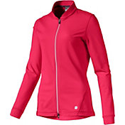 PUMA Women's Full Zip Knit Golf Jacket