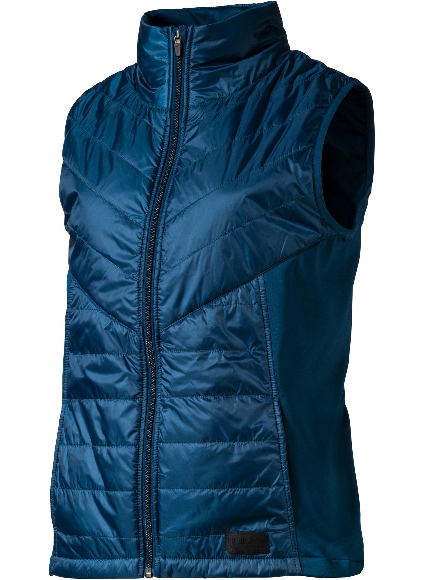 PUMA Women's Quilted PRIMALOFT Golf Vest