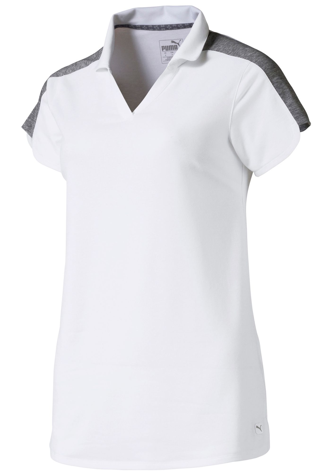 PUMA Women's Petal Golf Polo
