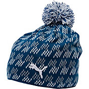 PUMA Women's PWRWARM Pom Golf Beanie