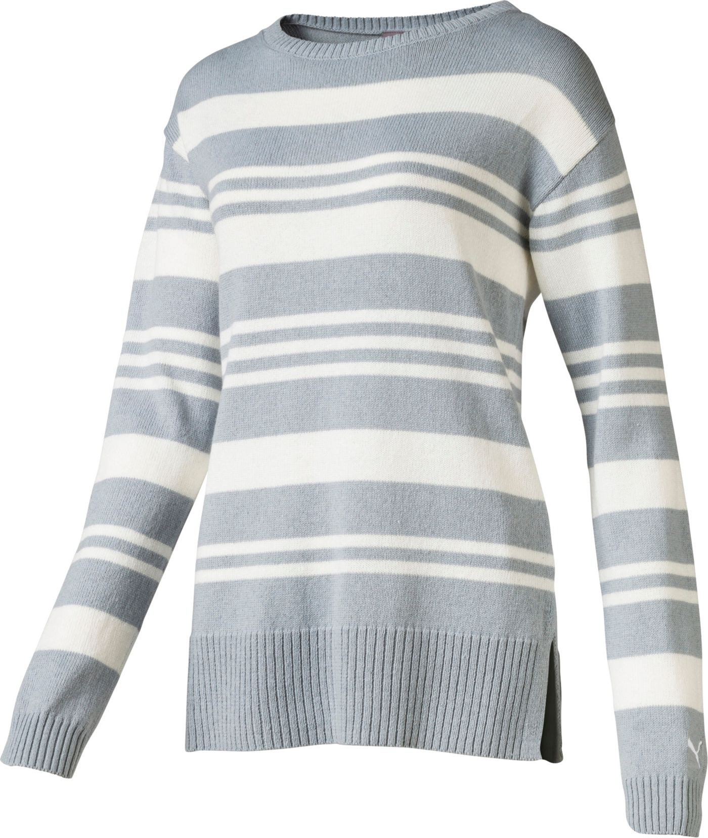 PUMA Women's Nautical Golf Sweater