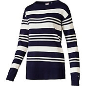 PUMA Women's Nautical Golf Sweater