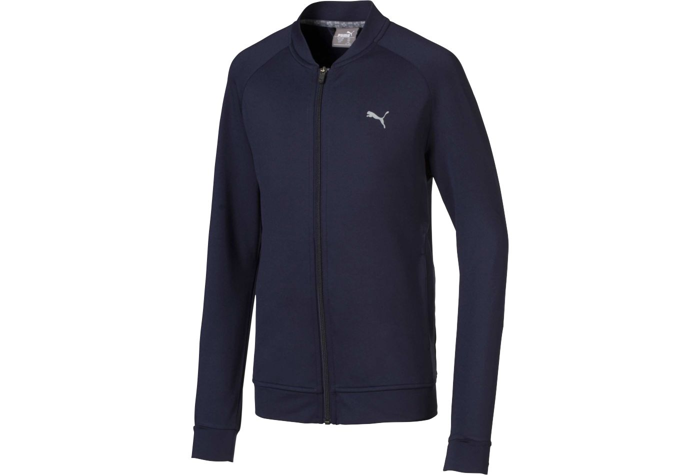 PUMA Boys' Full Zip Golf Jacket