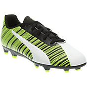 PUMA Kids' ONE 5.4 FG/AG Soccer Cleats