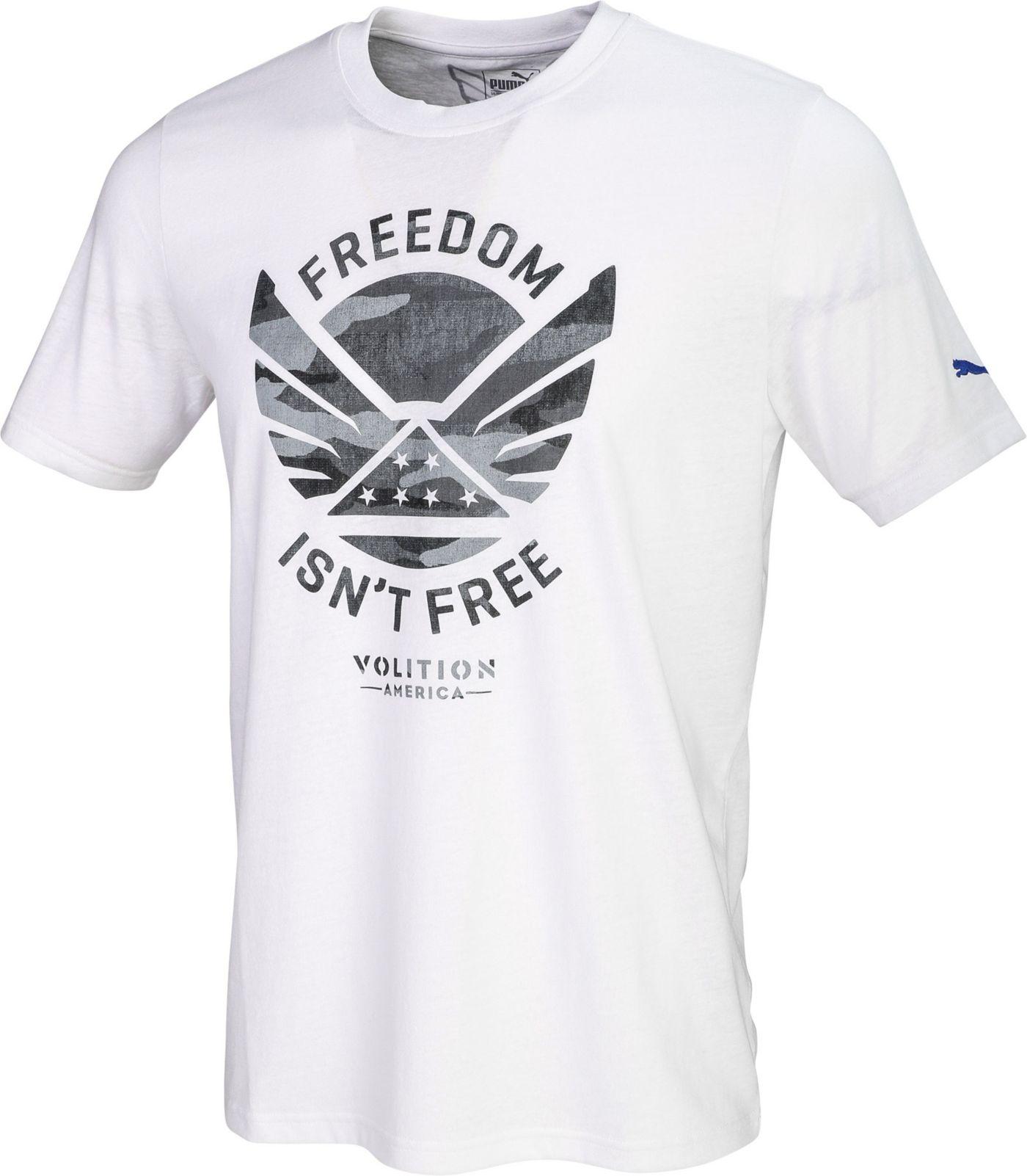 PUMA Boys' Volition Freedom Golf T-Shirt