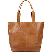 Rawlings Baseball Stitch Large Leather Tote Bag