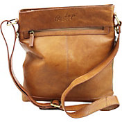 Rawlings Large Leather Crossbody Bag