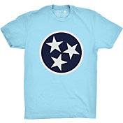So Nashville Men's Flag Blue T-Shirt