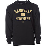 So Nashville Men's Nashville Or Nowhere Black Pullover Hoodie
