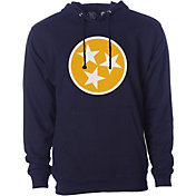 So Nashville Men's Flag Navy Pullover Hoodie