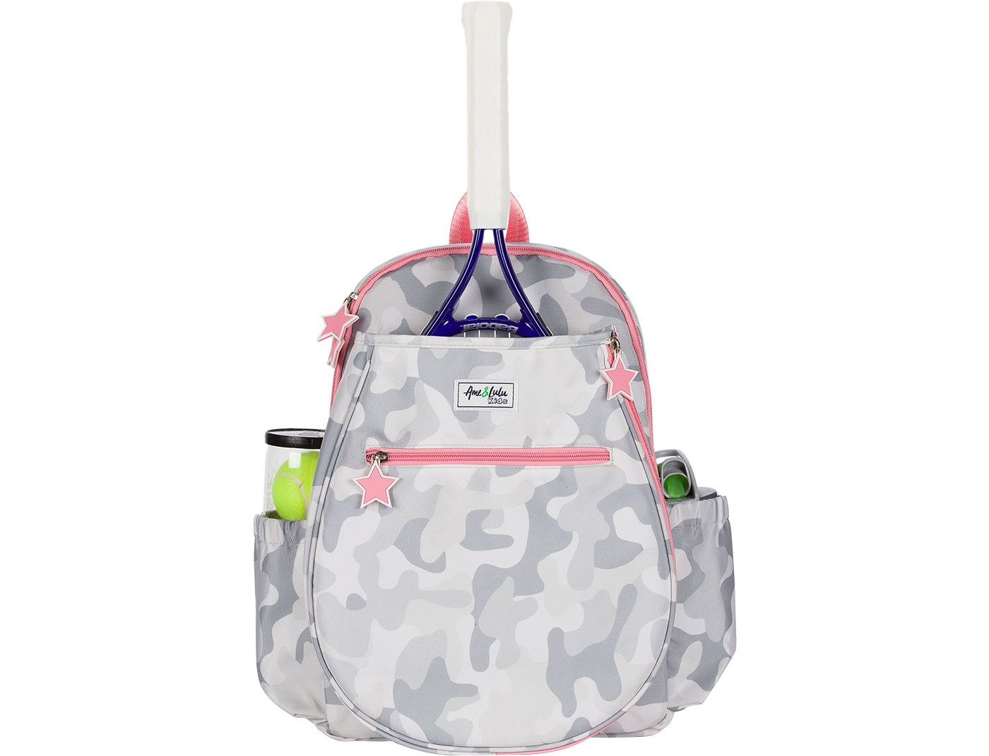 Ame & Lulu Girls' Big Love Tennis Backpack