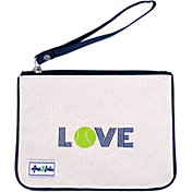 Ame & Lulu Women's Forget Me Not Tennis Wristlet