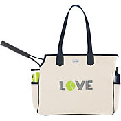 Ame & Lulu Women's Love All Court Tennis Bag